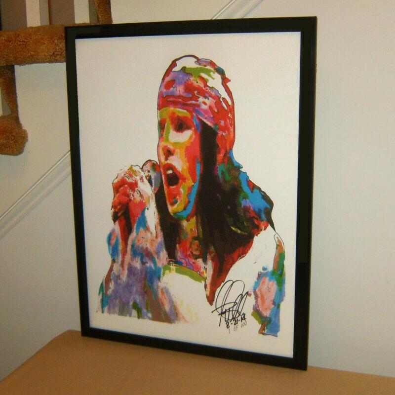 Ian Astbury The Cult She Sells Sanctuary Rock Music Poster Print Wall Art 18x24