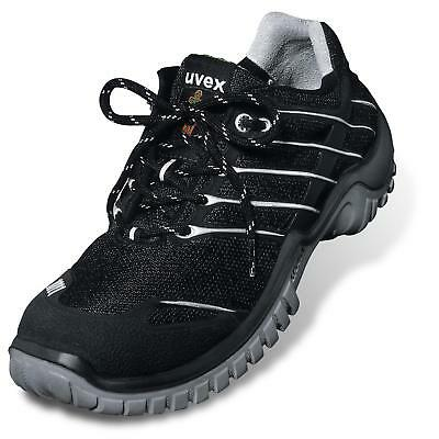 Uvex 6999.8 Bewegung Sicherheit Schuh mit Hydroflex 3D Schaum Einlegesohle,