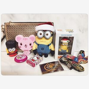 Despicable Me, Harry Potter and Hello Kitty Lot