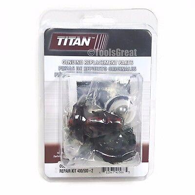Titan Spraytech Pump Packing 0551533 Repair Kit Titan Repacking Kit For Epx2155