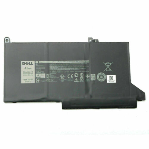 New Genuine DJ1J0 battery for Dell Latitude 12 7000 7280 7380 7480 PGFX4 ONFOH