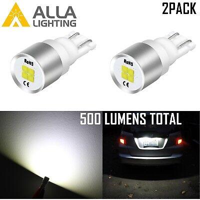 Alla Lighting 175 6000K LED Map,Dome,Center Stop Light Bulb, One Direction Beam