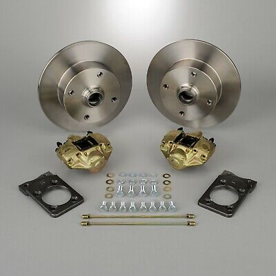 1971-1979 VW Super Beetle Front Disc Brake Conversion Kit 4 Lug Pattern 319909