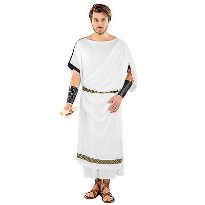 Herrenkostüm Römer Kostüm Antike Imperator Römerkostüm Fasching Karneval Toga - Toga Kostüm Herren