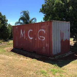 20ft shiping container Windermere Bundaberg City Preview