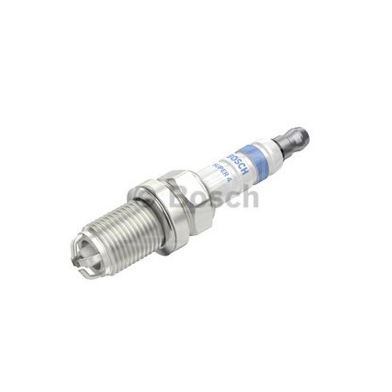BOSCH Super 4 Spark Plug 0242242501 - Single Plug