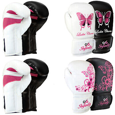 Boxing Gloves Kids Girls MMA Training Punching Mitts Children Bag Mitts Sparring