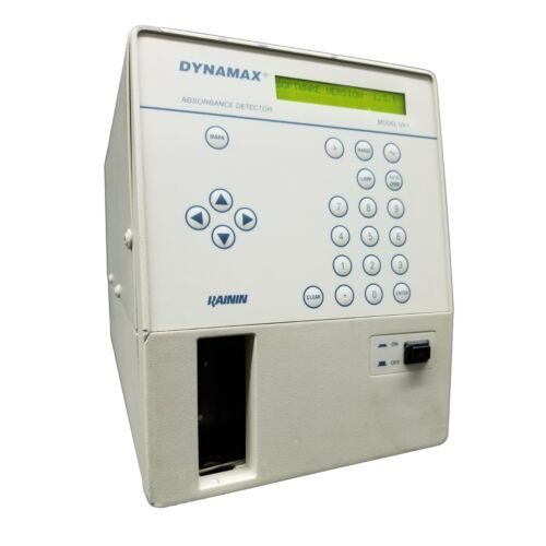 Rainin UV-1 Dynamax UV-VIS HPLC Absorbance Detector Software V1.3.1
