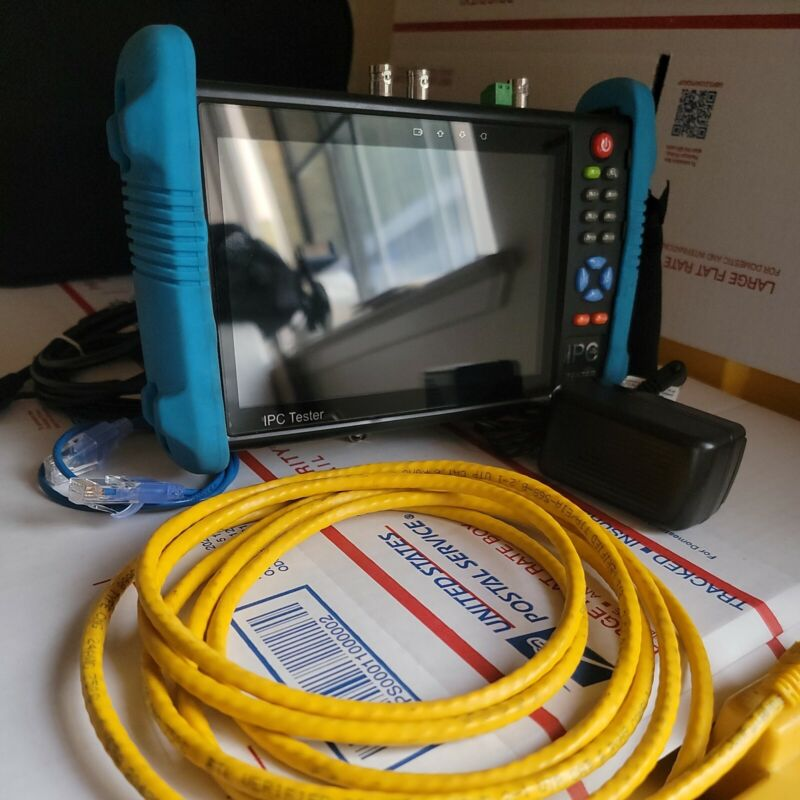 IPC Tester Model-iPC-9800 Plus Wifi Compatible Tested Works