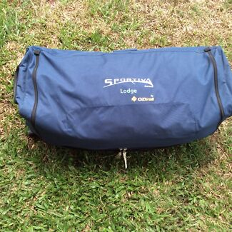Oz Trail Sportiva Lodge Tent & Oztrail sportiva 8s tent great condition $150 | Camping u0026 Hiking ...