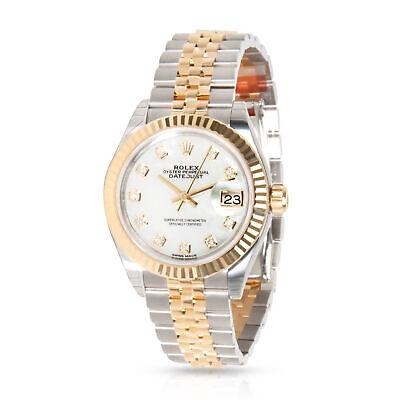 Rolex Datejust 279173 Women's Watch in 18kt Stainless Steel/Yellow Gold