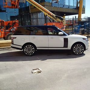 2013 Range Rover Supercharged-LOW PRICE, like new!!
