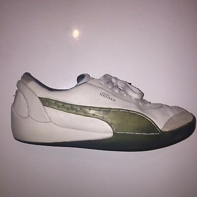 Alexander McQueen Men's Puma White Trainers Shoes Size 44/ UK 10