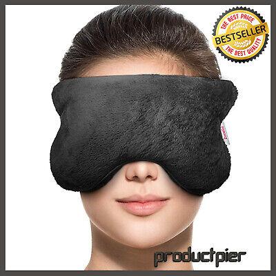 Aromatherapy Eye Mask- For Headache & Migraine Relief-Sleep Better- Blocks