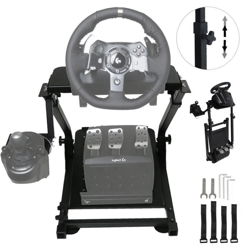 Racing Simulator Steering Wheel Stand Logitech G920 Thrustmaster T300RS T80