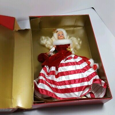 Barbie Doll Peppermint Princess Limited Edition 1994 In Open Box