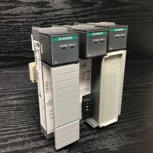 Allen Bradley 1747-SN 1747SN Ser B FRN 1.0b SLC 500 Remote I/O Scanner Module