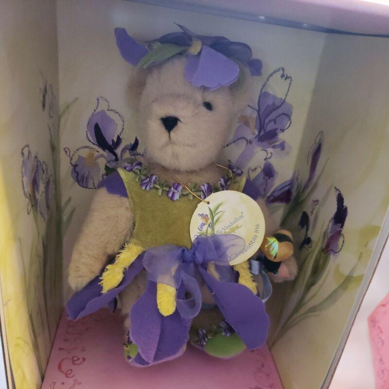 VERY RARE Muffy Vanderbear Couture Irresistible Iris - In Box! BEAUTIFUL,