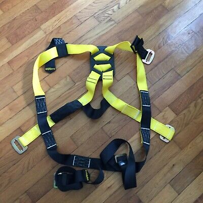 Kwiksafety Charlotte Nc Scorpion Kit 1d Full Body Safety Harness