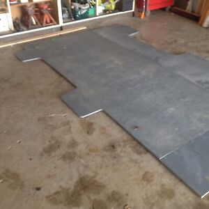 Floor protector heavy duty mat
