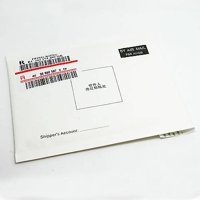 Waterproof + Tracking number by HongkongPost/ChinaPost/SingaporePost filter