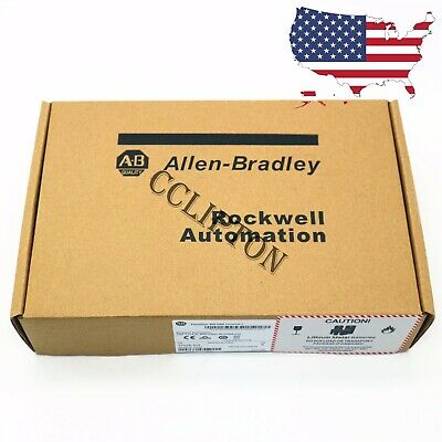 Factory Seal Allen-bradley Panelview 800 7-inch Hmi Terminal Opened Box