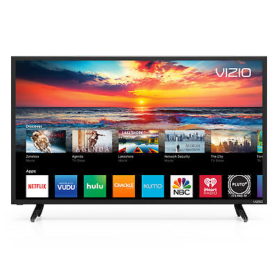 "VIZIO 40"" Class FHD (1080P) Smart LED TV (D40F-F1)"