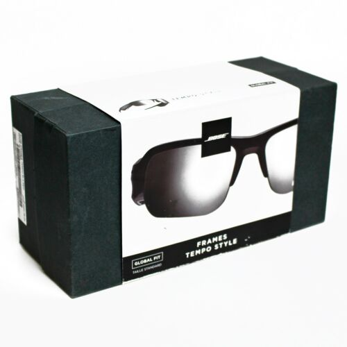 Bose Frames Tempo Style Global Fit Audio Sport Sunglasses (BMD0010)