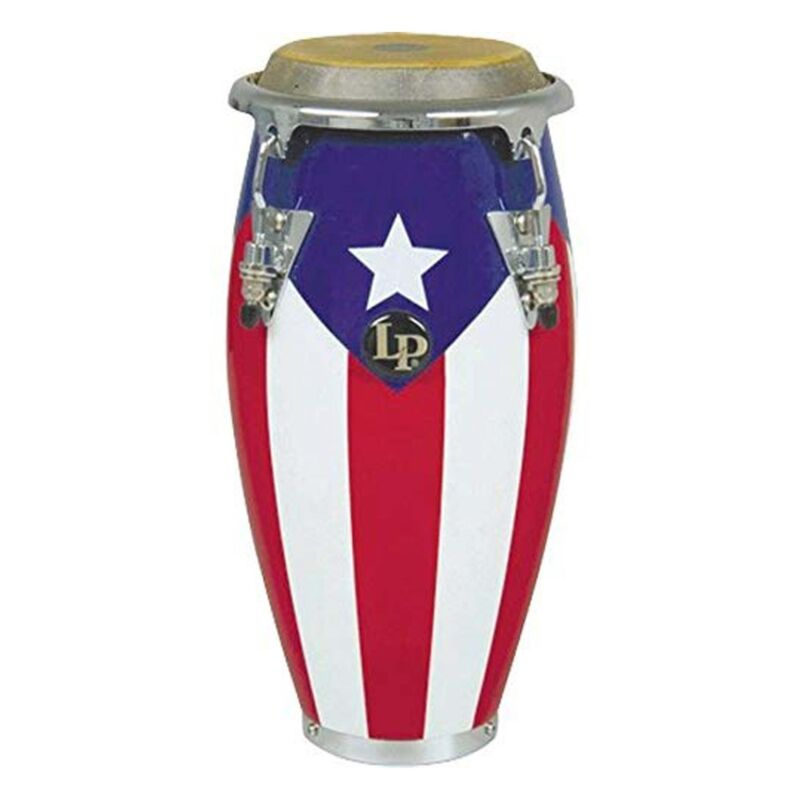 LP Puerto Rican Flag Mini-Conga