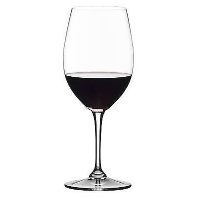 Riedel Vivant Red Wine Glasses Set of 4