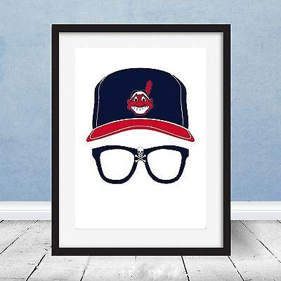 Wild Thing Ricky Vaughn Major League Cleveland Indians Baseball Gift Art Print