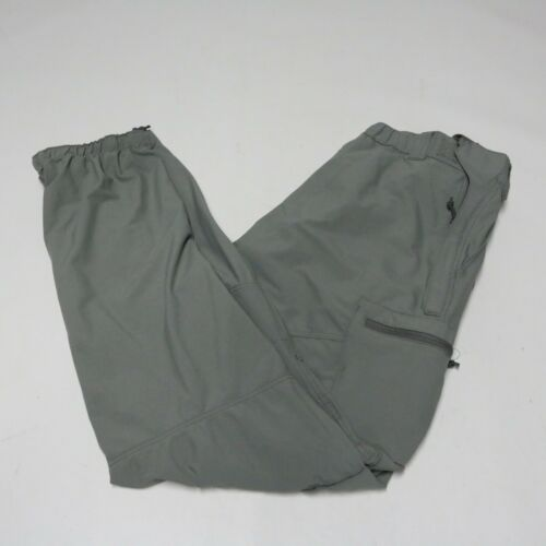 Patagonia Medium Long Level 5 Military Pants Gen II PCU Gray 8415-01-543-7092