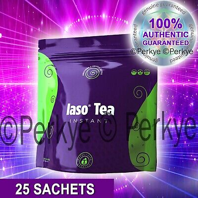TLC IASO INSTANT DETOX TEA 25 Sachets_New in bag_ Total Life Changes