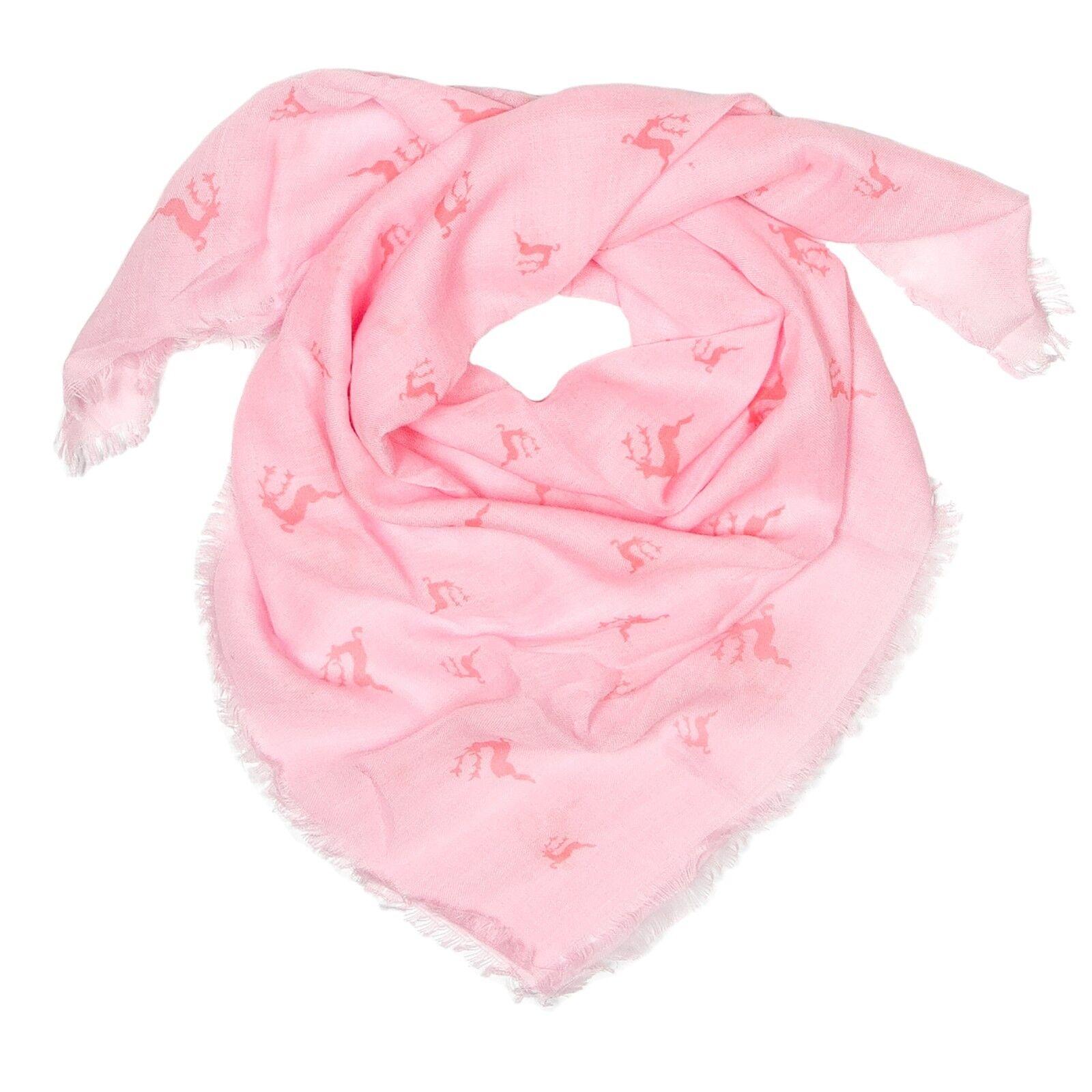 Trachten Schal, Halstuch für Damen und Herren, Nici mit Rehen, Farbauswahl