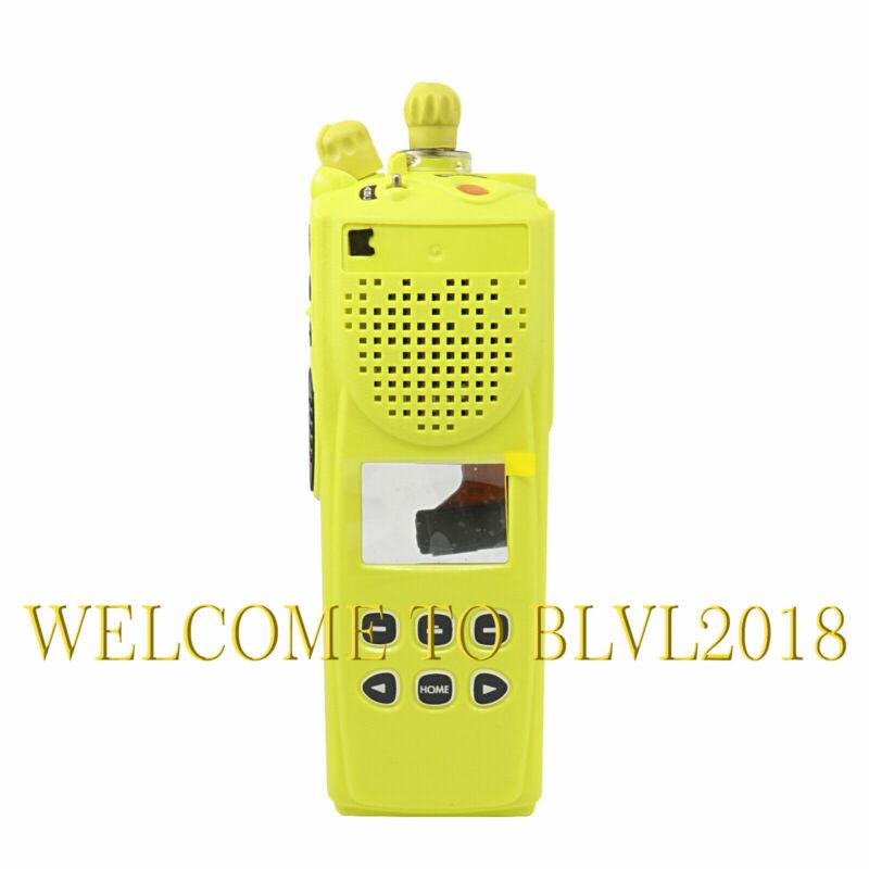 Yellow Replacement Housing Case With OEM Speaker For Motorola XTS3000 M2 Radio