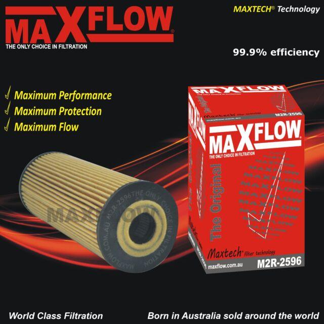 Fit Mercedes MB100 MB140 S280 S320 Oil Filter Maxflow® Oil Filter for Mercedes