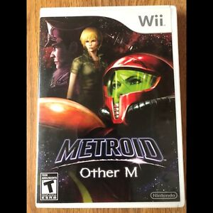 Metroid other m for wii
