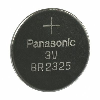 PANASONIC BR2325 CR2325 CR 2325 3v Lithium Battery