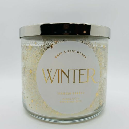 Bath & Body Works Winter Large Scented With Essential Oils 3