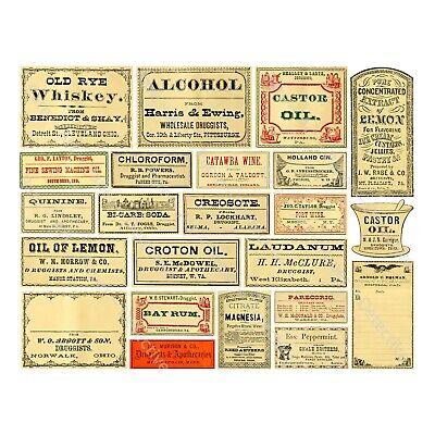 5 Old Vintage 1910/'s Boyson/'s Pharmacy PRESCRIPTION CHECKS SAN FRANCISCO CA.
