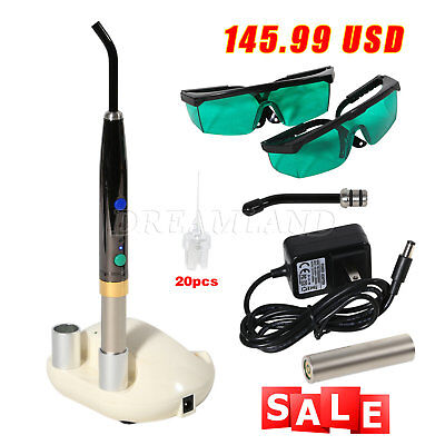Dental Heal Laser Diode Rechargeable F3ww Handheld Pain Relief Device Light Rob