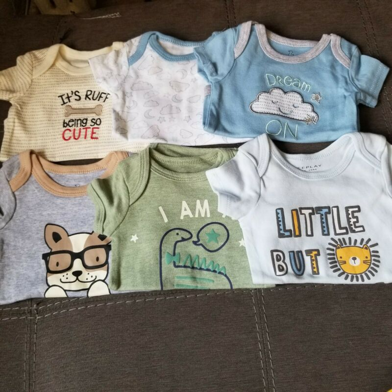 3 Month Baby Clothes Lot - 19 Items