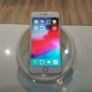 IPHONE 6S PLUS 128GB GOLD/SILVER/ROSE GOLD/GREY AS NEW CONDITION