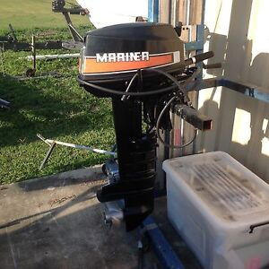 mariner outboard motor Upper Caboolture Caboolture Area Preview