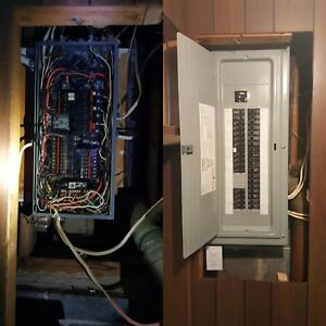 Licensed Electrician for any type of work!