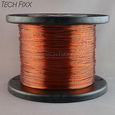 Magnet Wire 20 Gauge Enameled Copper 1955 Feet Coil Winding 6.19 Lbs Essex 200c