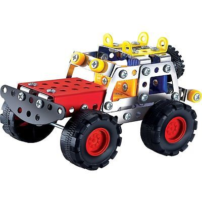 6-in-1 90 piece DIY Build Truck Car for Boy Teen Age 8-14 Birthday Gift Idea