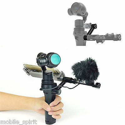 MS Upgrade Straight Extension Arm PRO Handheld Gimbal for DJI OSMO 4K Camera Hot