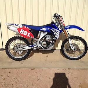 2009 Yamaha Yz 450 f Wallaroo Copper Coast Preview