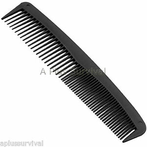 Lot-of-10-5-Plastic-Combs-Great-for-Survival-Kits